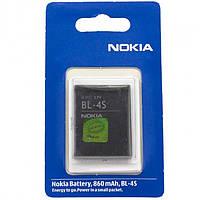 Аккумулятор Nokia BL-4S 860 mAh 2680, 7610, X3-02 Touch AAA класс