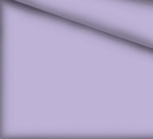 Бавовняна тканина бязь однотонна бузкова шир. 2,2 м №399