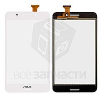 Сенсор,тачскрин для планшета Asus FonePad 7 FE375CXG, белый