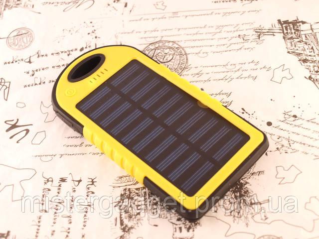 солнечный Power bank 20000