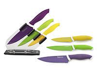 Набор ножей с нержавеющей стали 4 пр./наб. на акриловой подставке Fissman Capoeira (KN-2657.4)