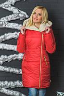 Куртка женская зимняя с молнией