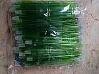 Слюноотсосы (салатовые)
