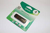 Флешка USB 2.0 Apacer AH333 4Gb Black