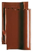 Керамическая черепица CREATON Футура коричневая глазурь