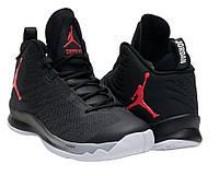 Баскетбольные кроссовки Nike Air Jordan Super Fly 5 Black, фото 1