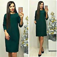 Платье женское, модель 772 , зеленый