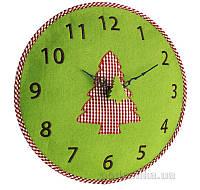 Часы настенные кварцевые TFA 60302504 зеленые