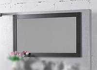 Зеркало для ванной комнаты Буль-Буль ЗР-1В Венге 120 см