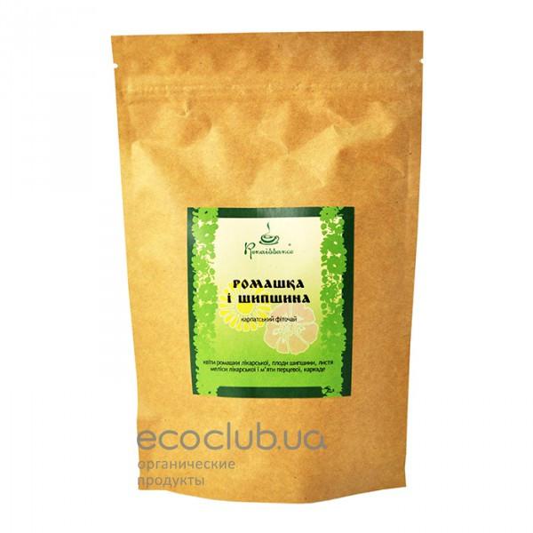 Чай травяной Ромашка и Шиповник Renaissance 50 г
