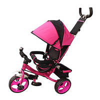 Трехколесный велосипед Turbo Trike M 3113-6 (розовый)