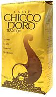 Зерновой кофе средней обжарки арабика Chicco D'Oro Tradition, 500 г