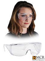 Очки защитные ОЗОН, прозрачное стекло, ЕТ-30,арт.65022