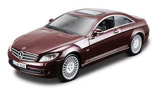 Сборная модель «Bburago» (18-45131) Mercedes Benz CL550, 1:32