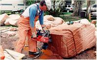 Обработка натурального камня - гранита и мрамора