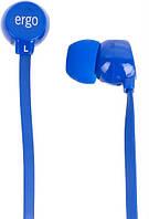 Вкладыши Ergo VT-901 blue