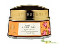 Ночная эмульсия для придания коже сияния, упругости, эластичности и молодости Сущность леса, Forest Essentials Lightening and Br