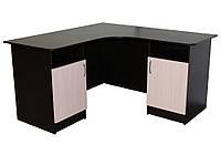 Угловой офисный стол ОН-68 Ника-Мебель
