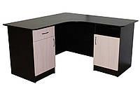 Угловой офисный стол ОН-71 Ника-Мебель