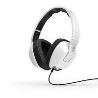 SKULLCANDY Наушники SKULLCANDY CRUSHER OVER-EAR W/MIC 1 WHITE (S6SCFZ-072)