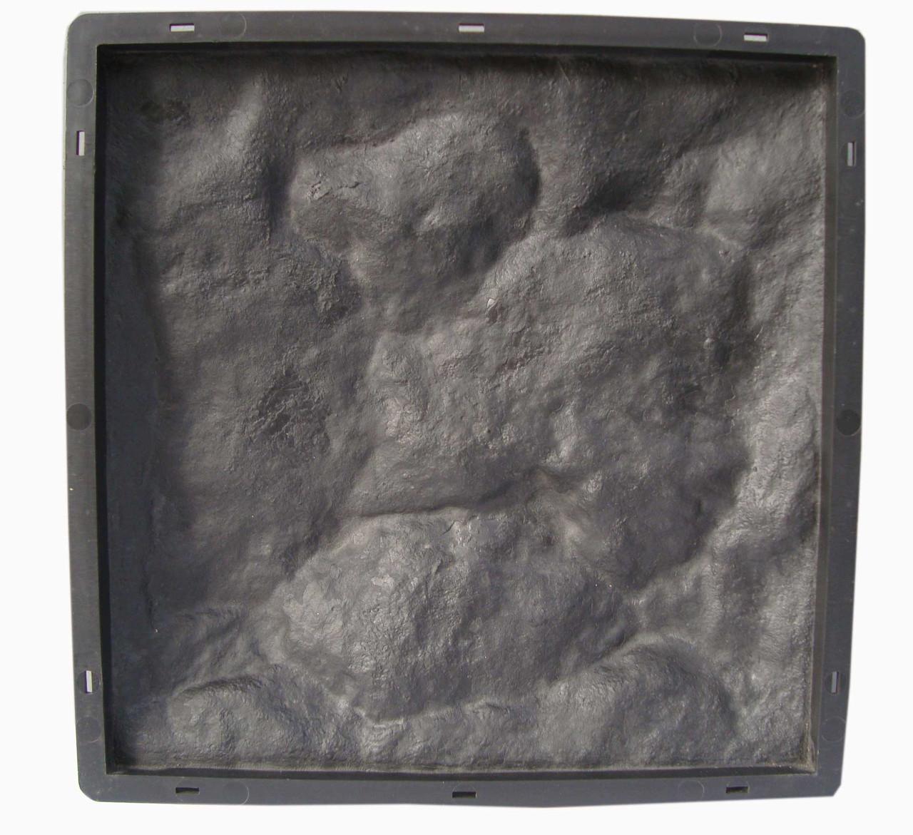 Форма для виробництва фасадної плитки «Рваний Камінь №2»