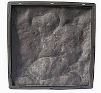 Форма для производства  фасадной плитки «Рваный Камень №2», фото 1