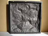 Форма для виробництва фасадної плитки «Рваний Камінь №2», фото 2