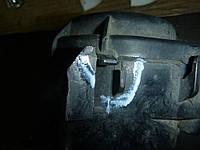 Противотуманка правая Skoda Felicia 98-01 (Шкода Фелиция), 6H0941700A