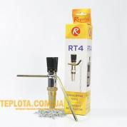 Термостатический регулятор тяги REGULUS RT4 (для твердотопливных котлов)