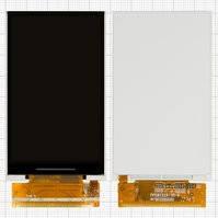Дисплей для мобильного телефона Fly E151, 47 pin, #FPC8722A-V2-A