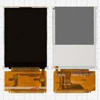 Дисплей для мобильного телефона Fly E131, 39 pin, original, #X05FSTN12864JP/FT024SQV212N-V01