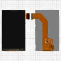 Дисплей для мобильного телефона Fly IQ280 Tech, original, #E2602000017
