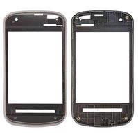 Передняя панель корпуса для мобильного телефона Fly IQ230, original, серая, #H-5001-B604T1-000