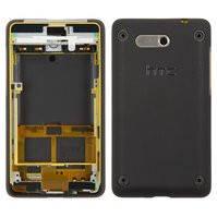 Корпус для мобильного телефона HTC T5555 HD Mini , черный