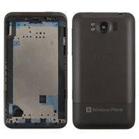 Корпус для мобильного телефона HTC X310e Titan , черный