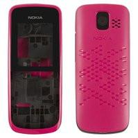 Корпус для мобильного телефона Nokia 110, High Copy, розовый