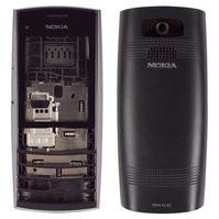 Корпус для мобильного телефона Nokia X2-05, High Copy, черный