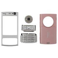 Корпус для мобильного телефона Nokia N95 2Gb, High Copy, розовый, с кл