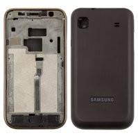 Корпус для мобильного телефона Samsung I9003 Galaxy SL, бронзовый