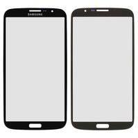 Стекло корпуса для мобильных телефонов Samsung I9200 Galaxy Mega 6.3, I9205 Galaxy Mega 6.3, черное