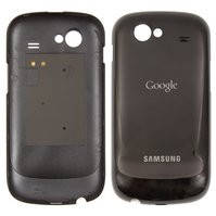 Задняя крышка батареи для мобильного телефона Samsung I9020, черная