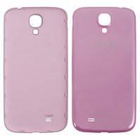 Задняя крышка батареи для мобильных телефонов Samsung I9500 Galaxy S4, I9505 Galaxy S4, розовая