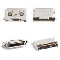 Коннектор зарядки для мобильных телефонов Samsung F110, F480, F490, F700, G600, I900, J700, J700G, J700i, L170, L760, L760V, L770, L810, M600, U800,