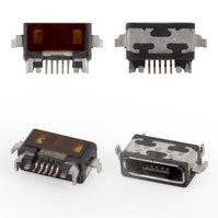Коннектор зарядки для мобильных телефонов Xiaomi Mi2, Mi2S, Mi3
