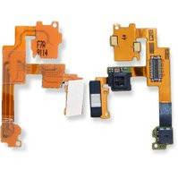 Шлейф для мобильного телефона Nokia 5800, динамика, с компонентами, с камерой