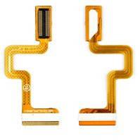 Шлейф для мобильного телефона Samsung E215, межплатный, с компонентами