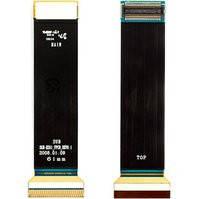 Шлейф для мобильных телефонов Samsung E250i, E251, межплатный, с компонентами