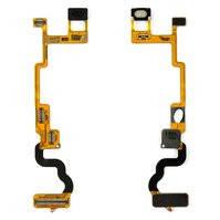 Шлейф для мобильного телефона Sony Ericsson Z780, межплатный, динамика, с компонентами
