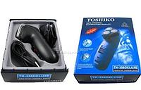 Мужская электро бритва-триммер Toshiko TK-356 код 356 АКБ