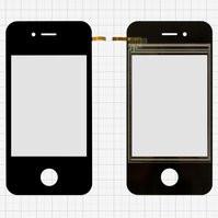 Сенсорный экран для мобильных телефонов China-iPhone 4, 4s, 81 мм, тип 3, (113 * 56 мм), (65*49мм), #MA-0532A